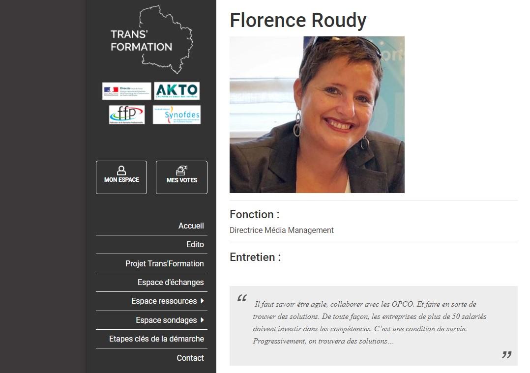 actualité de la formation media management Compiègne