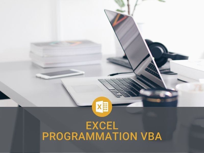 formation excel programmation VBA