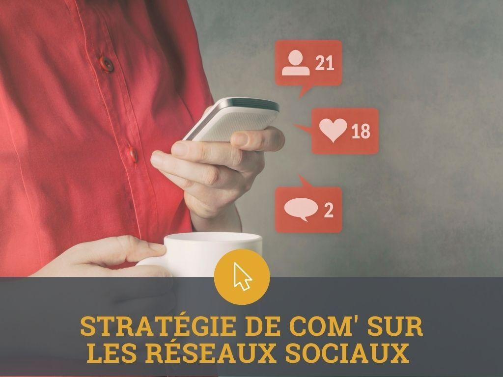 formation stratégie de communication sur les réseaux sociaux