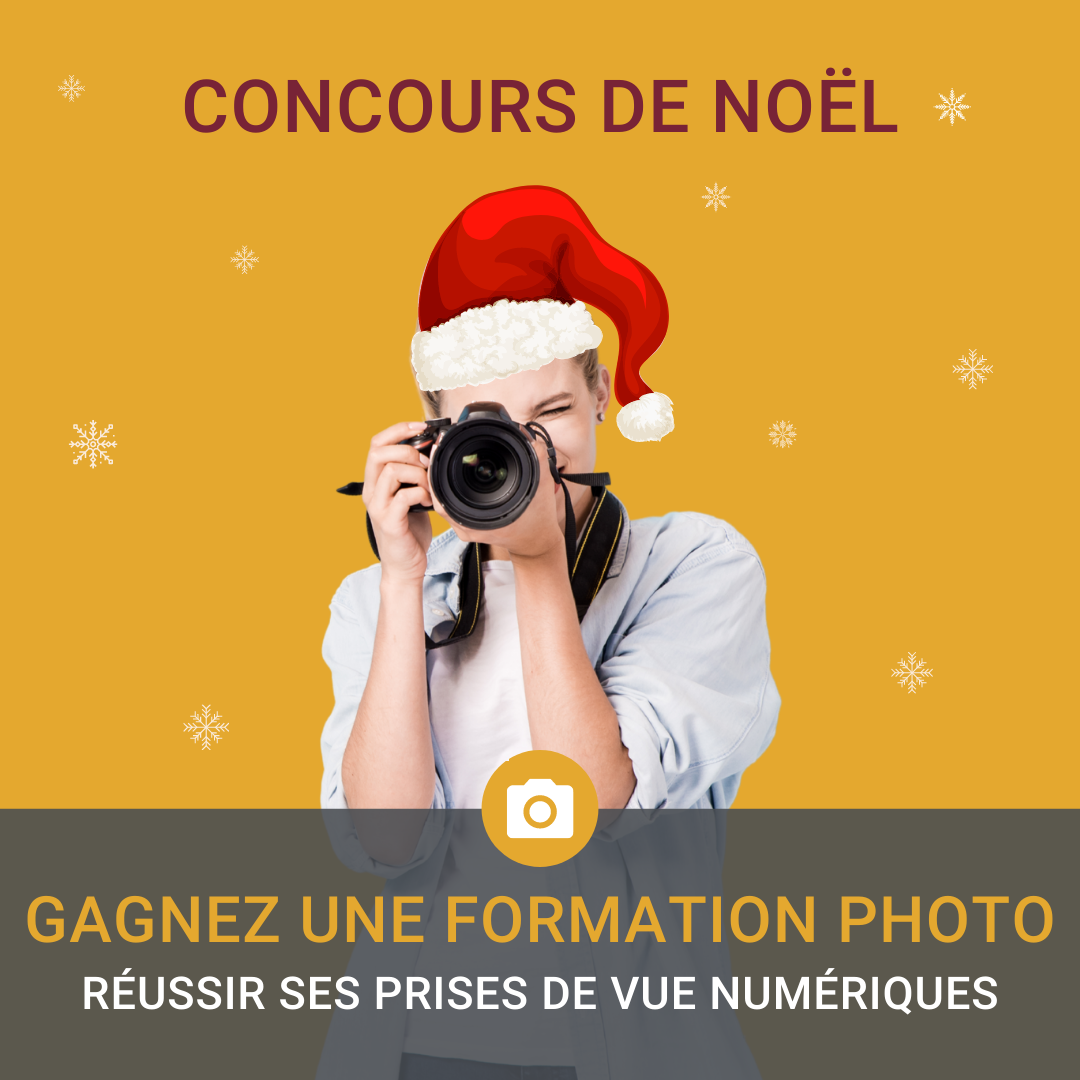 concours formation photo